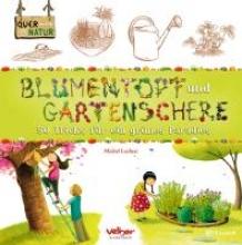 Luchesi, Michel Blumentopf und Gartenschere