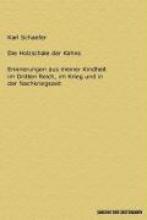 Schaefer, Karl Die Holzschale der Kahns