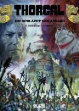 Sente, Yves Thorgal 32. Die Schlacht von Asgard