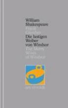 Shakespeare, William Die lustigen Weiber von Windsor
