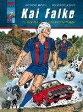 Reding, Raymond Kai Falke 11. Der Plan des Argentiniers