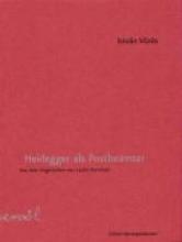 Vörös, István Heidegger als Postbeamter