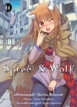 Hasekura, Isuna Spice & Wolf 11