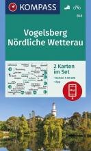 , Vogelsberg, Nördliche Wetterau 1:50 000