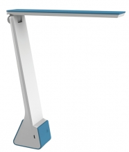 , Bureaulamp MAUL Seven LED colour vario op accu atlantic blue