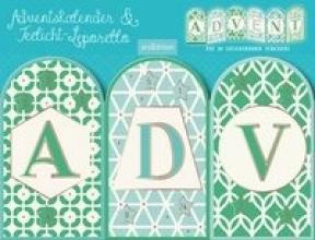 Adventskalender & Teelichtleporello