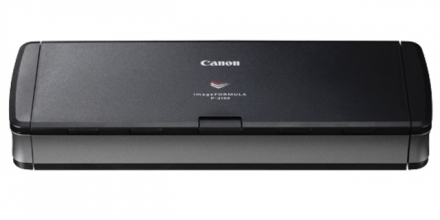 , Scanner Canon DR-P215 II zwart