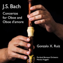 BACH - OBOE CONCERTOS ALEXEI OGRINTCHOUK, OBOE AND DIRECT