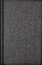 , Kasboek 192blz met 2 geldkolommen grijs gewolkt