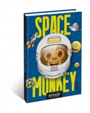, Emoji - Space Monkey - Schoolagenda - BTS 21-22