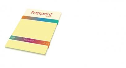 , Kopieerpapier Fastprint A4 80gr 5 zachte kleuren 250vel