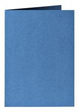 , Correspondentiekaart Papicolor dubbel 105x148mm Donkerblauw
