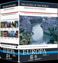 UNESCO IS DE PRODUCER VAN DEZE OOGSTRELENDE EN VEELZIJDIGE DVD BOX. ALLE GROTE BEZIENSWAARDIGHEDEN VAN 36 LANDEN IN EUROPA, UITVERKOREN DOOR UNESCO EN GEFILMD DOOR DE BESTE FILMERS.