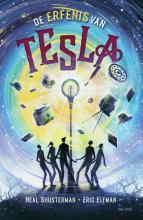 Neal  Shusterman, Eric  Elfman De erfenis van Tesla