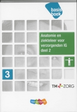 Agnes van Straaten-Huygen, Alexander  Huygen Anatomie en ziekteleer voor verzogenden IG deel 2 Basisboek