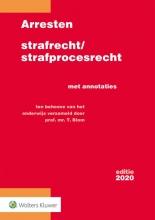 , Arresten strafrecht/strafprocesrecht 2020