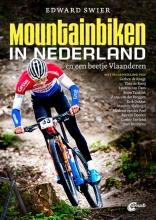 Edward Swier Mountainbiken in Nederland