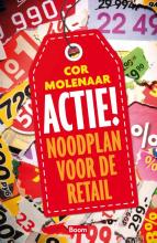 Cor Molenaar , Actie!