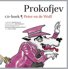 Sergej  Prokofjev Peter en de wolf