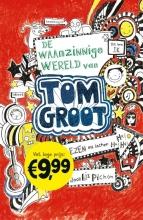 Liz  Pichon De waanzinnige wereld van Tom Groot