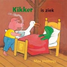 Max Velthuijs , Kikker is ziek