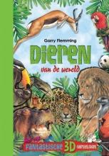 Garry  Fleming, Carousel boek Dieren van de wereld Dieren van de wereld