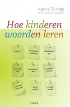 Agnes Tellings , Hoe kinderen woorden leren