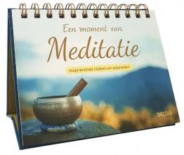 , Een moment van meditatie - Tafelstaander