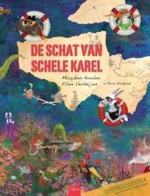 Maayken  Koolen, Roos  Hoogland De schat van schele Karel