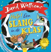 David  Walliams Help! Een slang in de klas