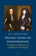Luc  Panhuysen Oranje tegen de Zonnekoning