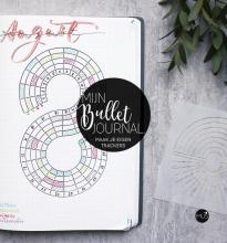Michelle  Tiemann Mijn bullet journal - Maak je eigen trackers