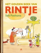 Sieb  Posthuma Het Gouden Boek van Rintje