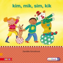 Auteursgroep Zwijsen , Kim, Mik, Sim, Kik AVI S