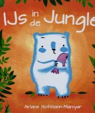 Ariane  Hofmann-Maniyar IJs in de jungle