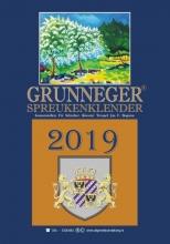 Fré Schreiber , Grunneger Spreukenklender 2019
