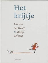 Marije Tolman Iris van der Heide, Het krijtje