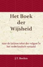 J.T. Beelen , Het Boek der Wijsheid
