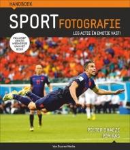 Pieter  Dhaeze Handboek Sportfotografie