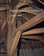 H. Janse , Houten kappen in Nederland 1000-1940