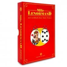 A.  Lenormand Lenormand waarzegkaarten set originele uitvoering