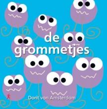 Dorit van Amsterdam De Grommetjes