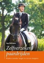 Inga  Wolframm Zelfverzekerd paardrijden