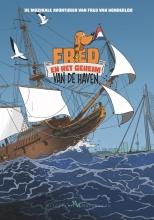 Bram Klein Joris Lutz, Fred en het geheim van de haven