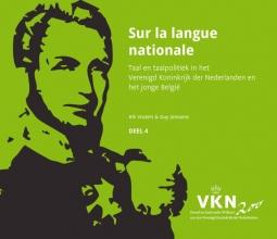 Rik Vosters Guy Janssens, Sur la langue nationale