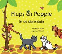 Angelique  Dekker Flups en Poppie in de dierentuin