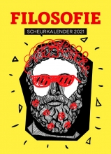Red , Filosofie Scheurkalender 2021