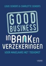 Louis  Schoofs, Charlotte  Schoofs Good business in bank en verzekeringen