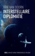 Arie Van Doorn , Interstellaire diplomatie