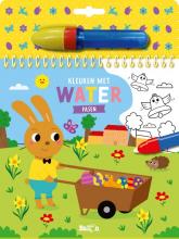 , Kleuren met water - Pasen